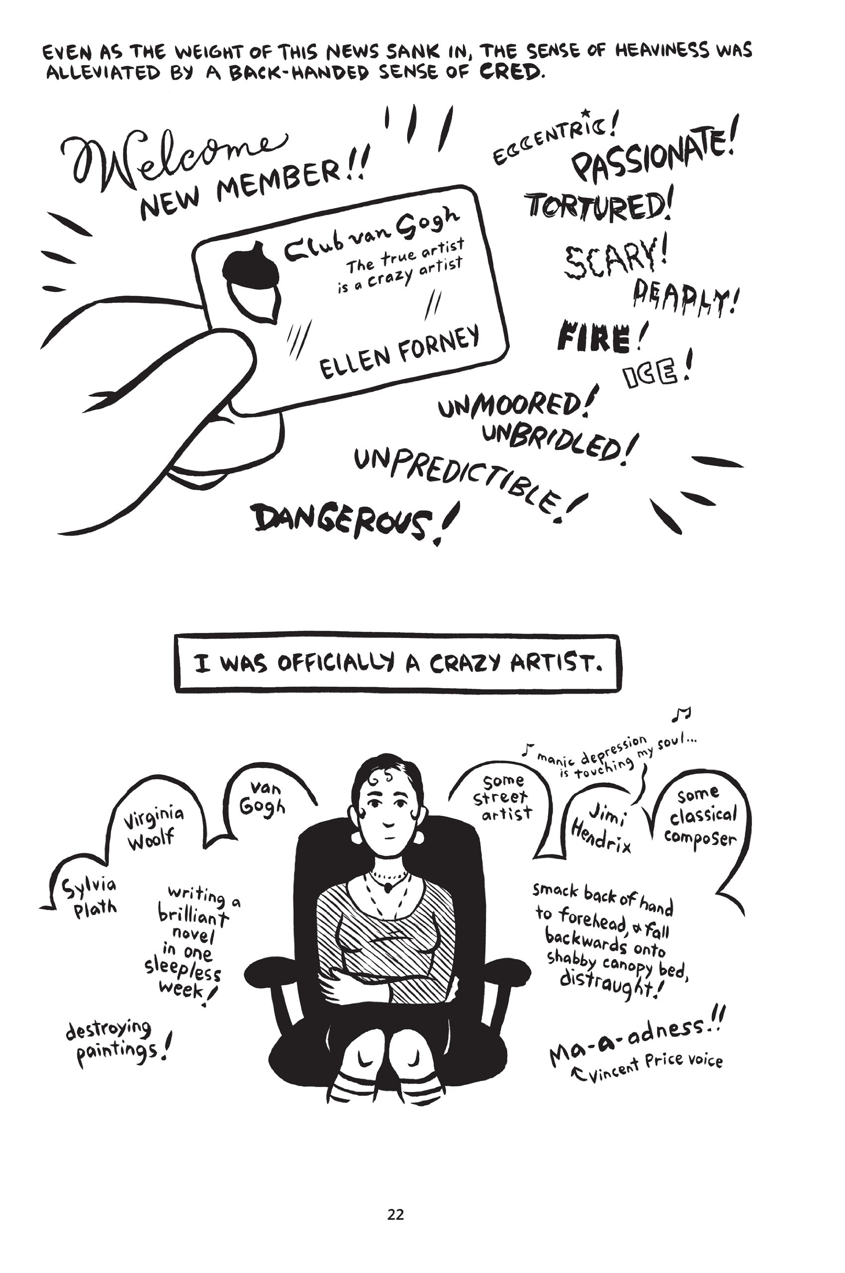 Marbles: Mania, Depression, Michelangelo, And Me: A Graphic Memoir: Ellen  Forney: 9781592407323: Amazon: Books