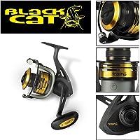 Black Cat Passion Pro FD–Carrete, Standart, One Size