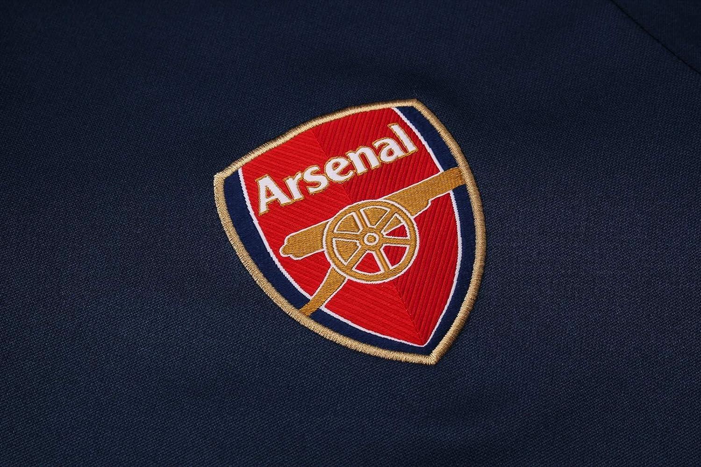 LQRYJDZ Mens Football Training Uniforms-Arsenal Club Sportswear Fans Jersey Game Uniforms