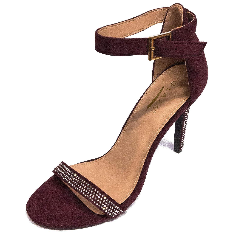 Basic Pump Low Heel Marvel J Adams Dress Wedding Party Sandal Womens Ankle Strap High Heel