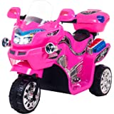Ride on Toy, 3 Wheel Motorcycle for Kids, Battery Powered Ride On Toy by Lil' Rider – Ride on Toys for Boys and Girls, 2 - 5