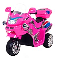 Ride on Toy, 3 Wheel Motorcycle for Kids, Battery Powered Ride On Toy by Lil' Rider...