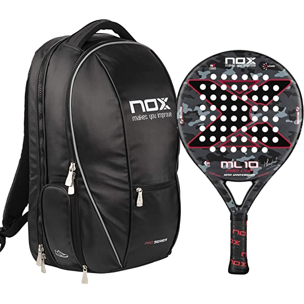NOX Pack ML10 Pro Cup 10TH Aniversario: Amazon.es: Deportes y aire ...