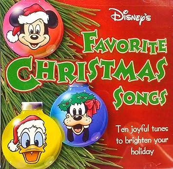 disneys favorite christmas songs - Favorite Christmas Songs