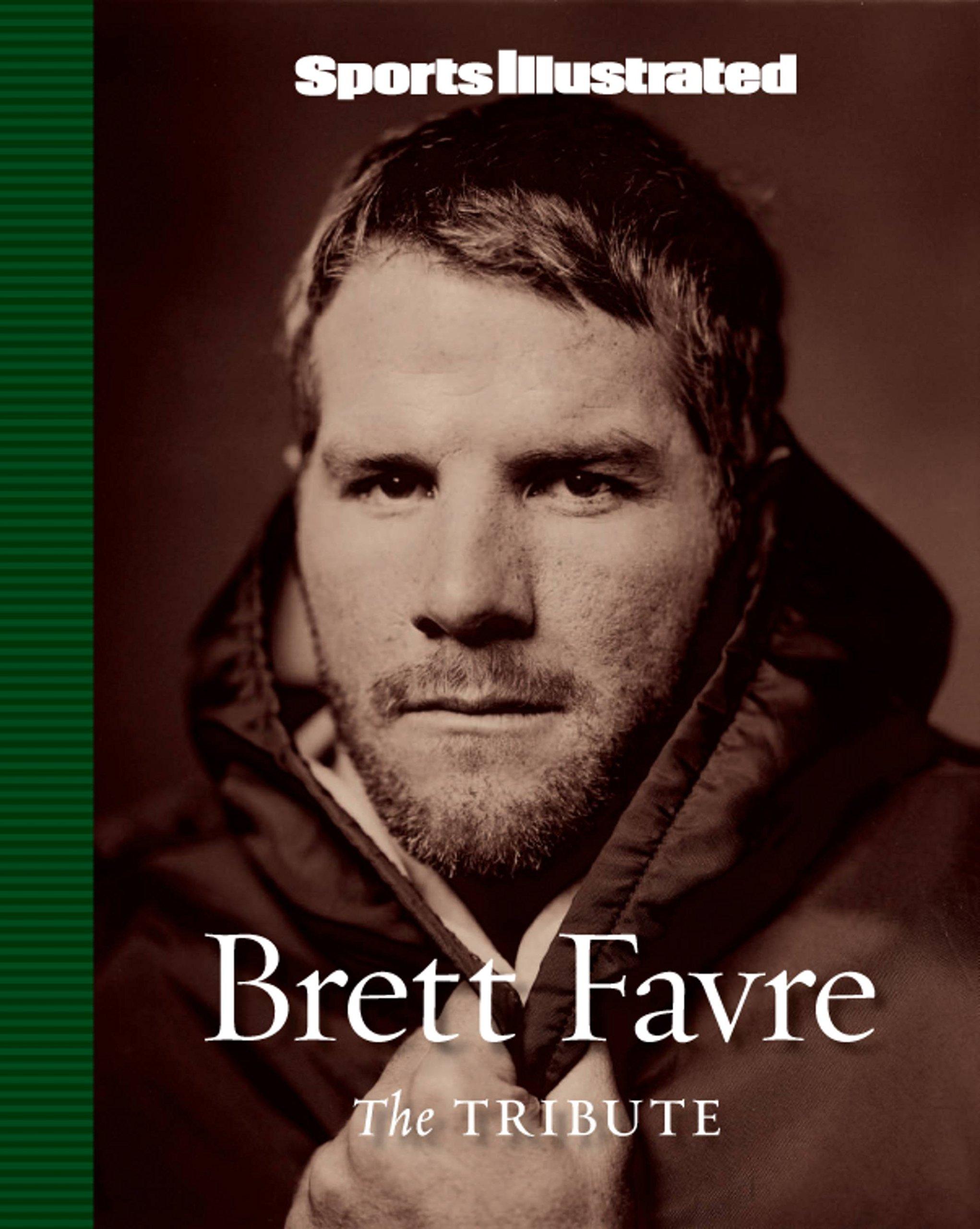 Amazon.com: Sports Illustrated: Brett Favre: The Tribute (9781603200226):  Sports Illustrated: Books