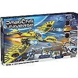 Megabloks - 95213U - Jeu de construction - Dragons Battle - Dual Blast Dragon Hunter