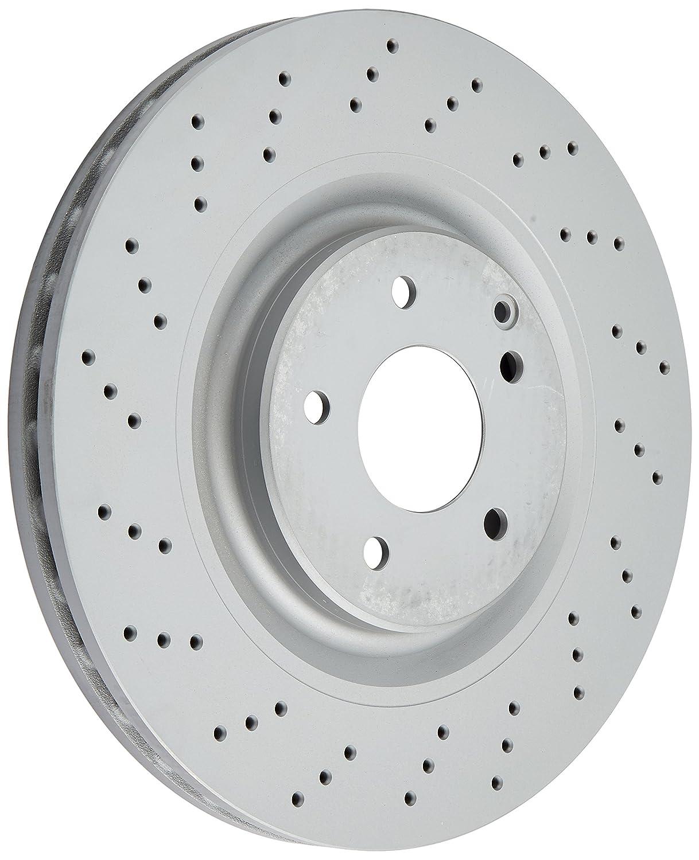 Ferodo ddf1650 C-1 Rotor Disco de freno Ferodo(Federalmogul) DDF1650C-1
