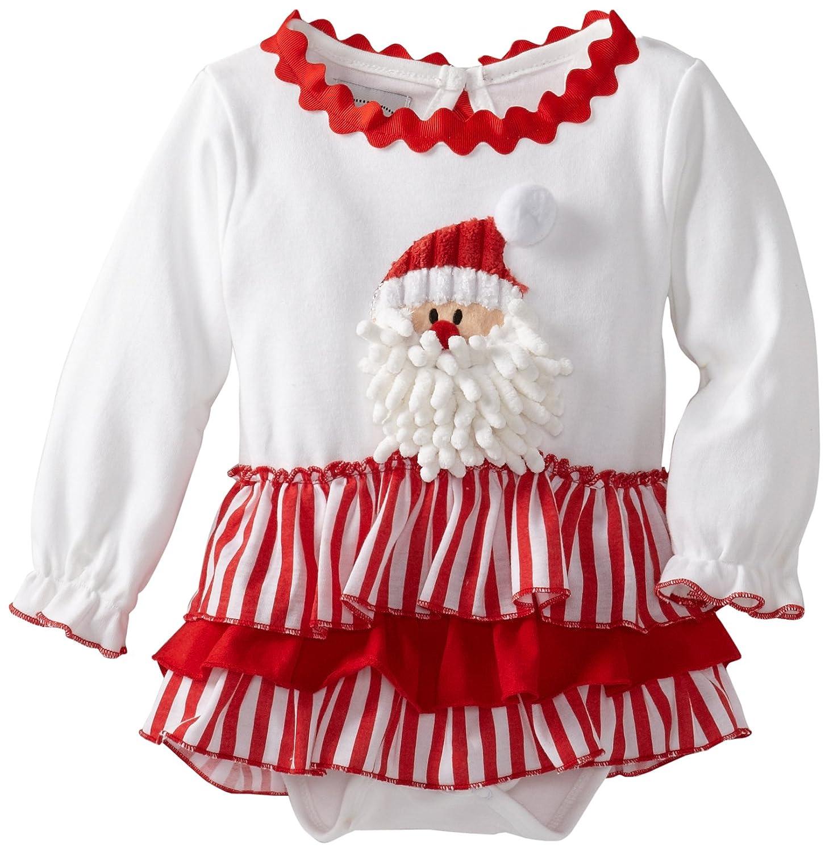 Amazon Mud Pie Baby Girls Holiday Dress Ruffle Clothing