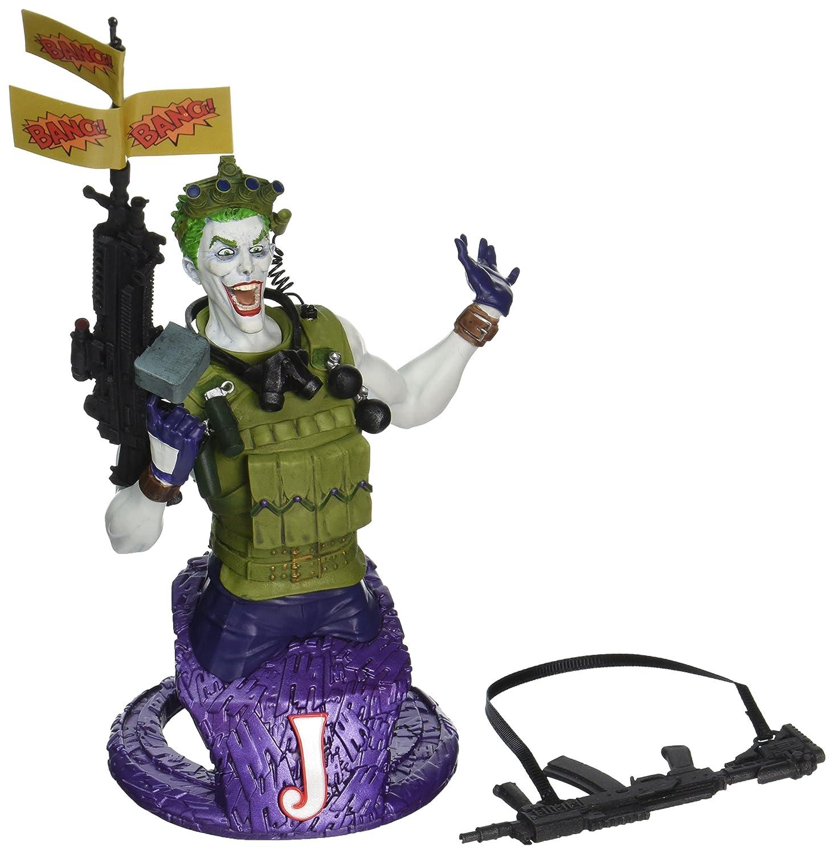 The Joker Bust Statue Diamond Comic Distributors OCT150300 DC Collectibles DC Comics Super-Villains