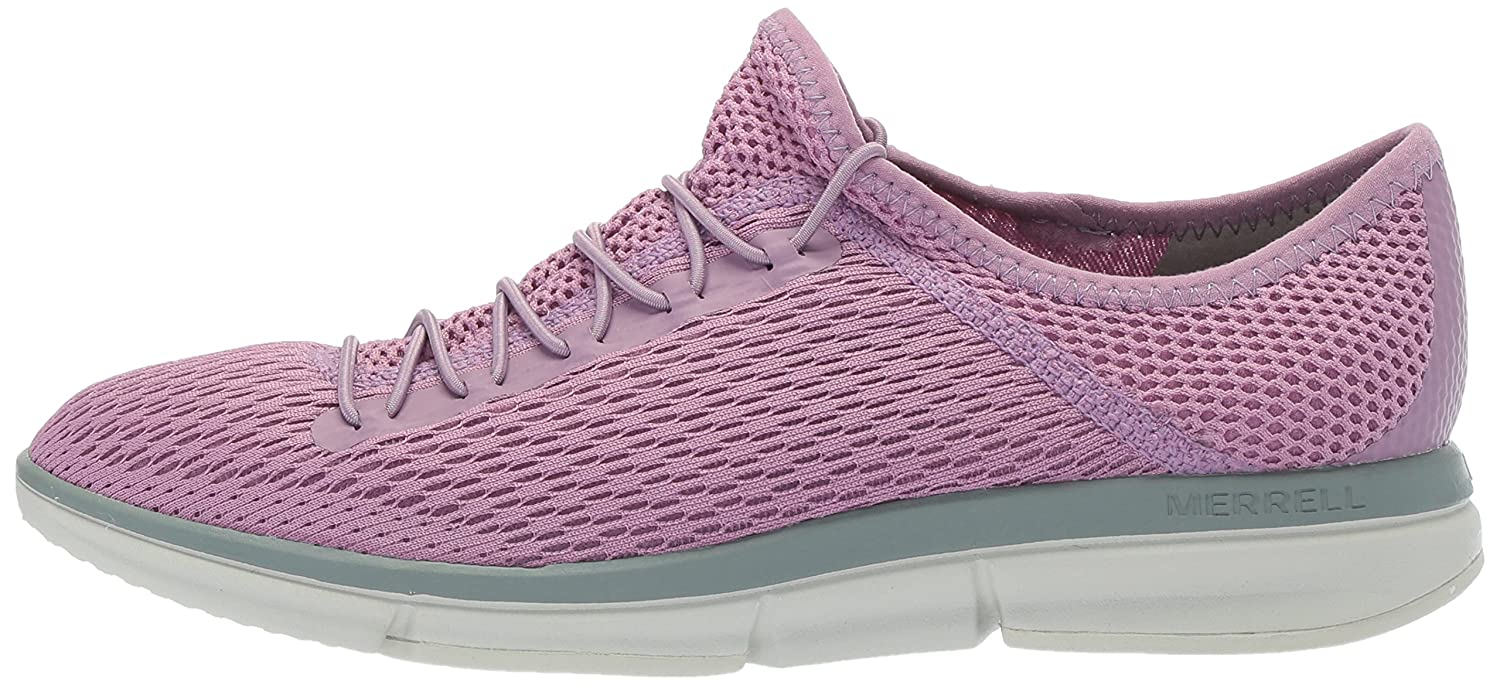Merrell Women's Zoe Sojourn Lace E-Mesh Q2 Sneaker B071ZN3FMK 10 B(M) US|Very Grape