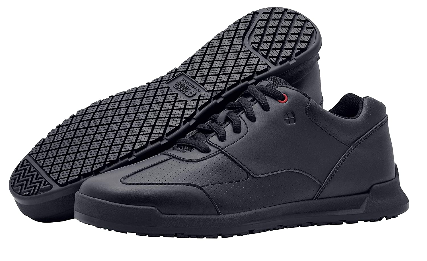 Shoes For Crews BB583-35 Liberty Trainers Shoe, Black, 2.5 UK (35 EU):  Amazon.co.uk: Business, Industry & Science