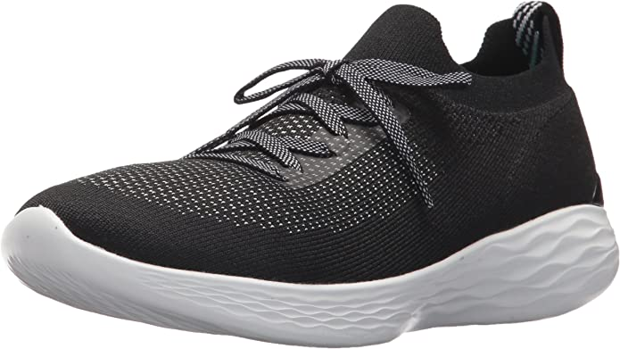 Skechers Damen You Shine Slip On Sneaker, grau: HOQyP