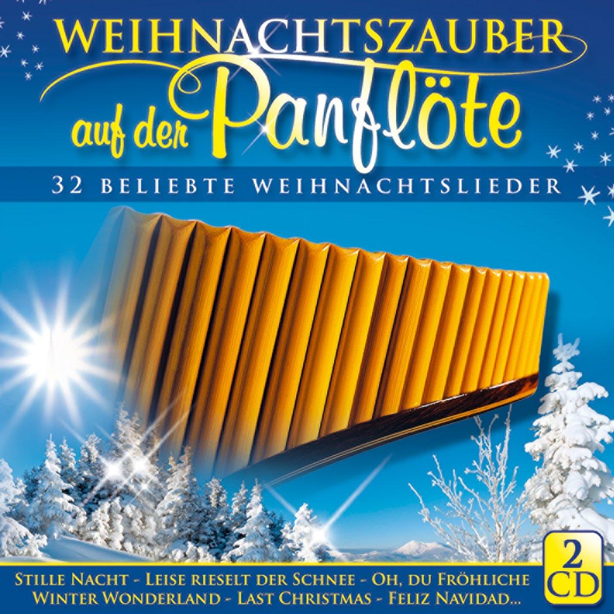 Weihnachtszauber auf der Panflöte; Panflute; Panpipe; Beliebte ...