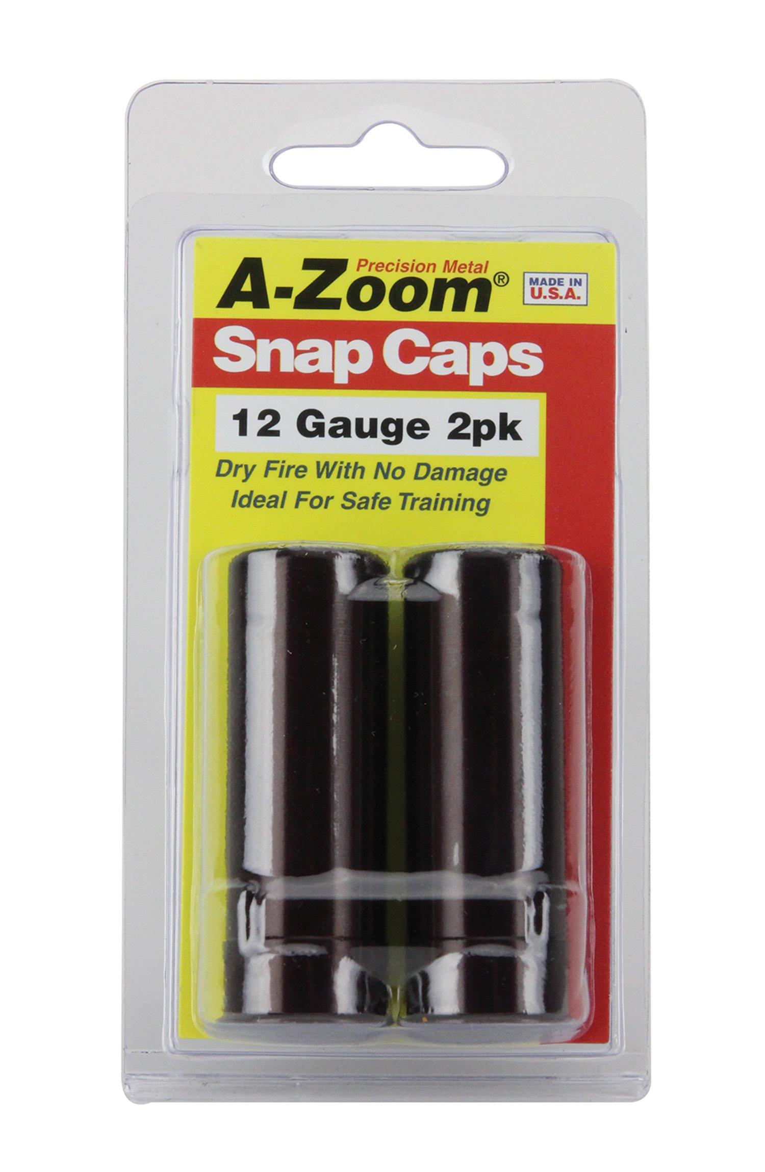 A-Zoom Precision Snap Caps 12 Gauge