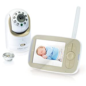 Infant Optics DXR-8 Video Baby Monitor Review