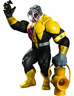 Amazon.com: DC Universe Classics Sinestro Collectible Figure ...
