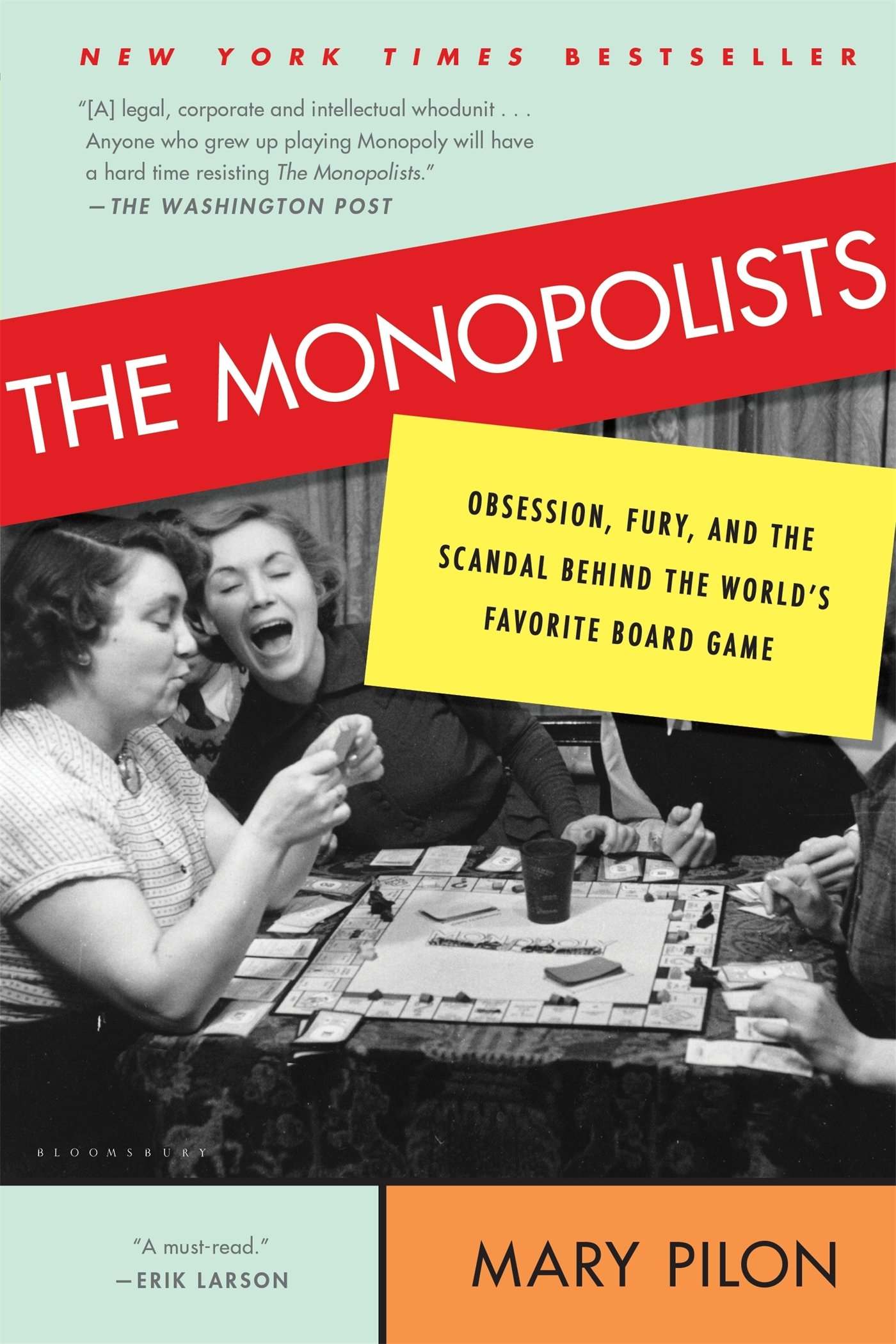 The Monopolists: Obsession, Fury, and the Scandal Behind the Worlds Favorite Board Game: Amazon.es: Pilon, Mary: Libros en idiomas extranjeros