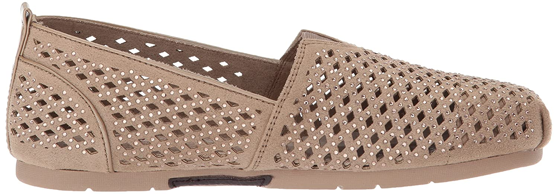 Skechers BOBS from Women's B0735XWZ9M Luxe Bobs-Dazzlin Ballet Flat B0735XWZ9M Women's 6.5 B(M) US|Taupe 85df17