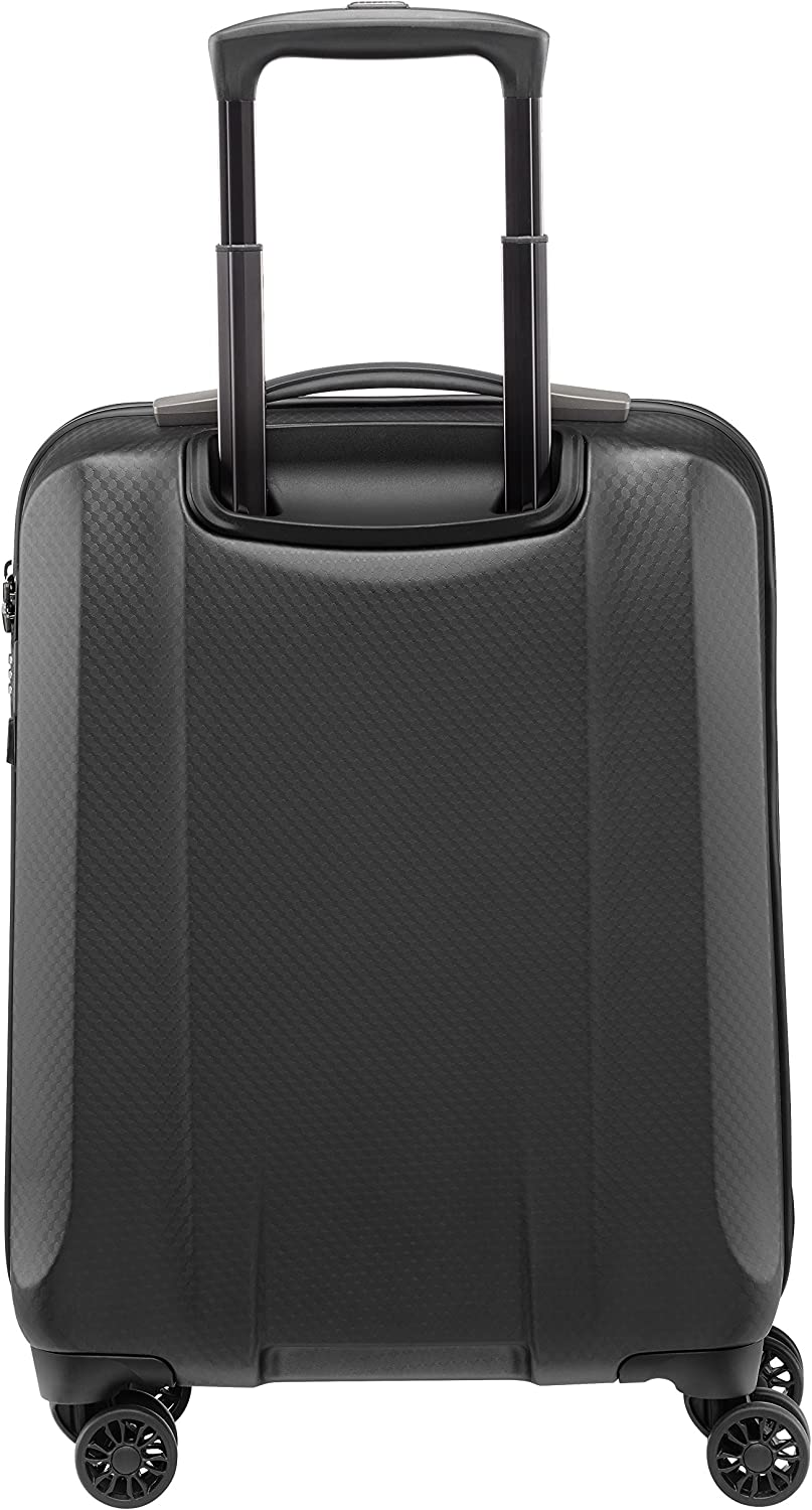 Titan Xenon Deluxe Pc 21 Carry On Spinner Luggage Graphite