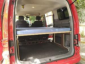Camporan - Kit camper con colchón plegable para ... - Amazon.es