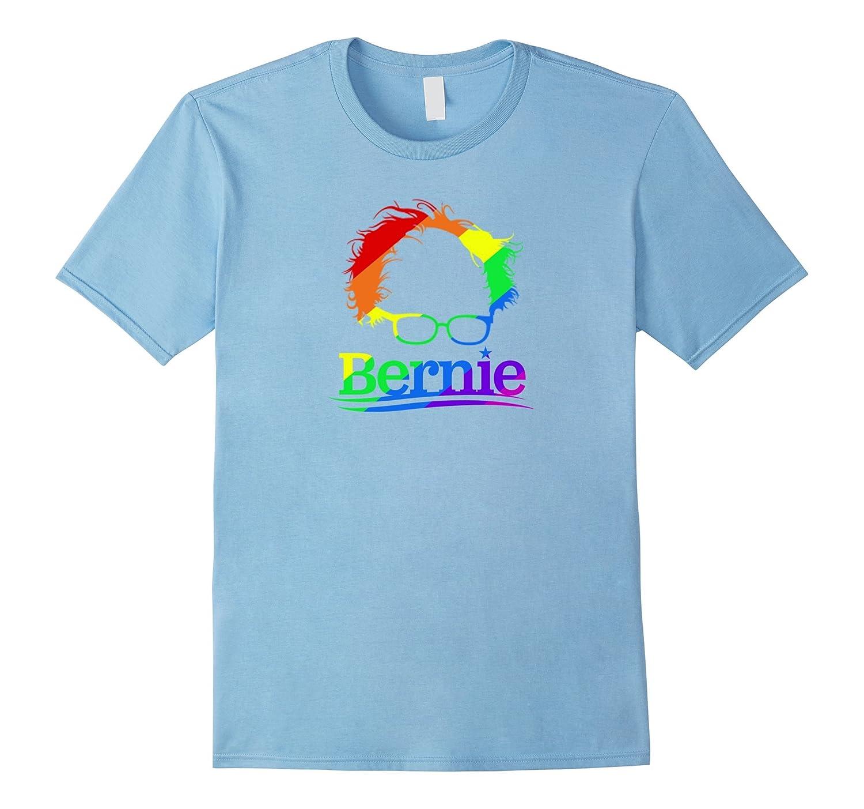 Bernie Sanders LGBT Pride T-Shirt-BN