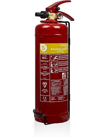 Smartwares 10.014.97 Extintor-2 litros de Espuma Resistencia al Fuego AB SB2,
