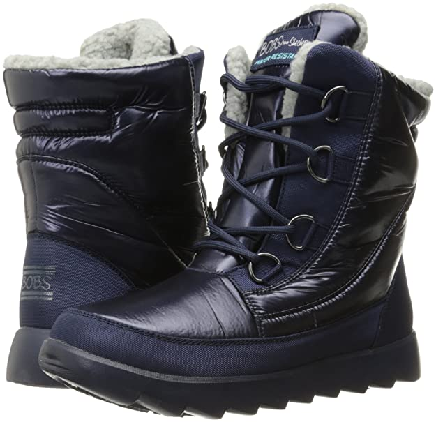 Skechers BOBS from Women s Mementos-Snow Cap Winter Boot b9ea21a78bc5