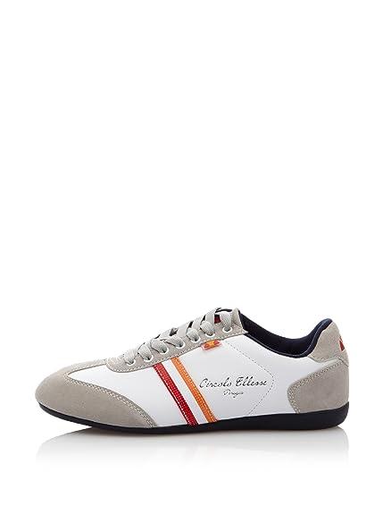 Ellesse Zapatillas Simone Blanco/Gris EU 39: Amazon.es: Zapatos y complementos