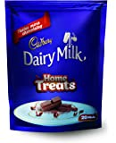Cadbury Dairy Milk Home Treats, 139g Standy Pouch