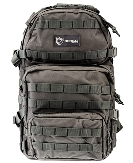 3320cd93957f Amazon.com   Drago Gear Assault Backpack