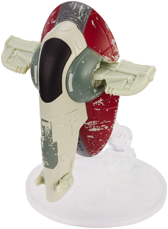 Hot Wheels Star Wars Boba Fett's Slave 1 Vehicle Fisher Price / Mattel Canada FTT55