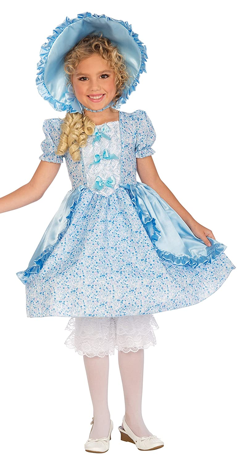 amazon com forum novelties kids lil u0027 bo peep costume toddler