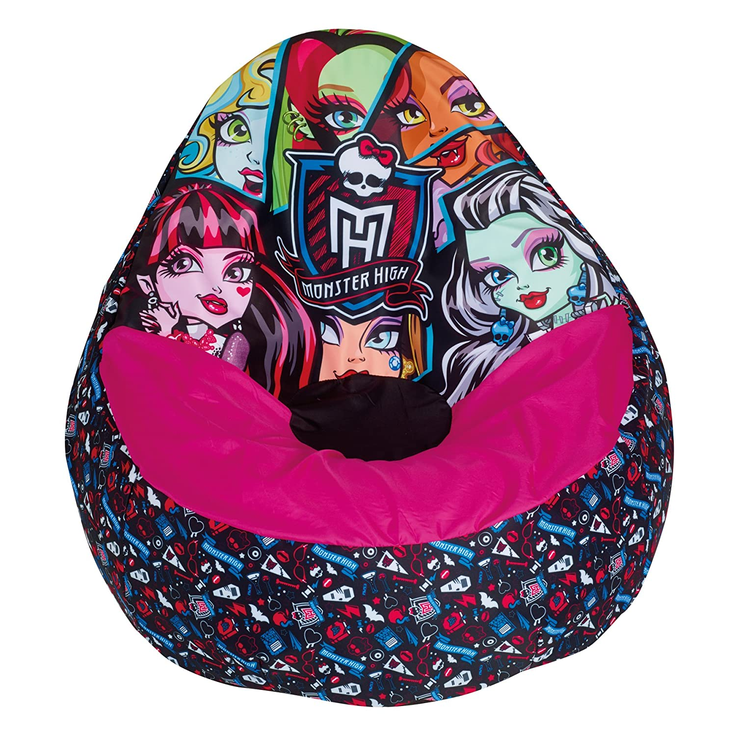 Monster High Inflatable Chair Amazon Kitchen & Home