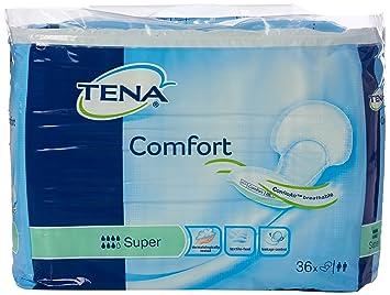 Tena Comfort Super - Compresas para pérdidas Pack de 36: Amazon.es: Salud y cuidado personal