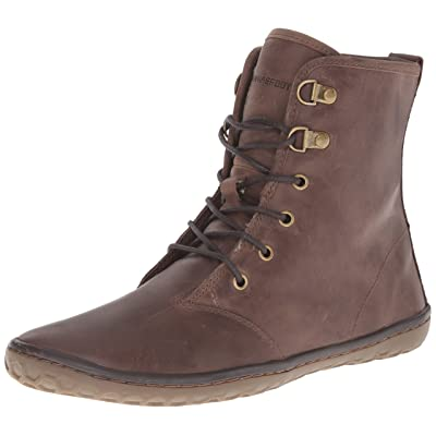 Vivobarefoot Women's Gobi II Hi Top Faux Shearling Winter Boot