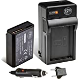 BM Premium LP-E10 Battery and Charger Kit for Canon EOS Rebel T3, T5, T6, T7, Kiss X50, Kiss X70, EOS 1100D, EOS 1200D, EOS 1300D, EOS 2000D Digital Camera
