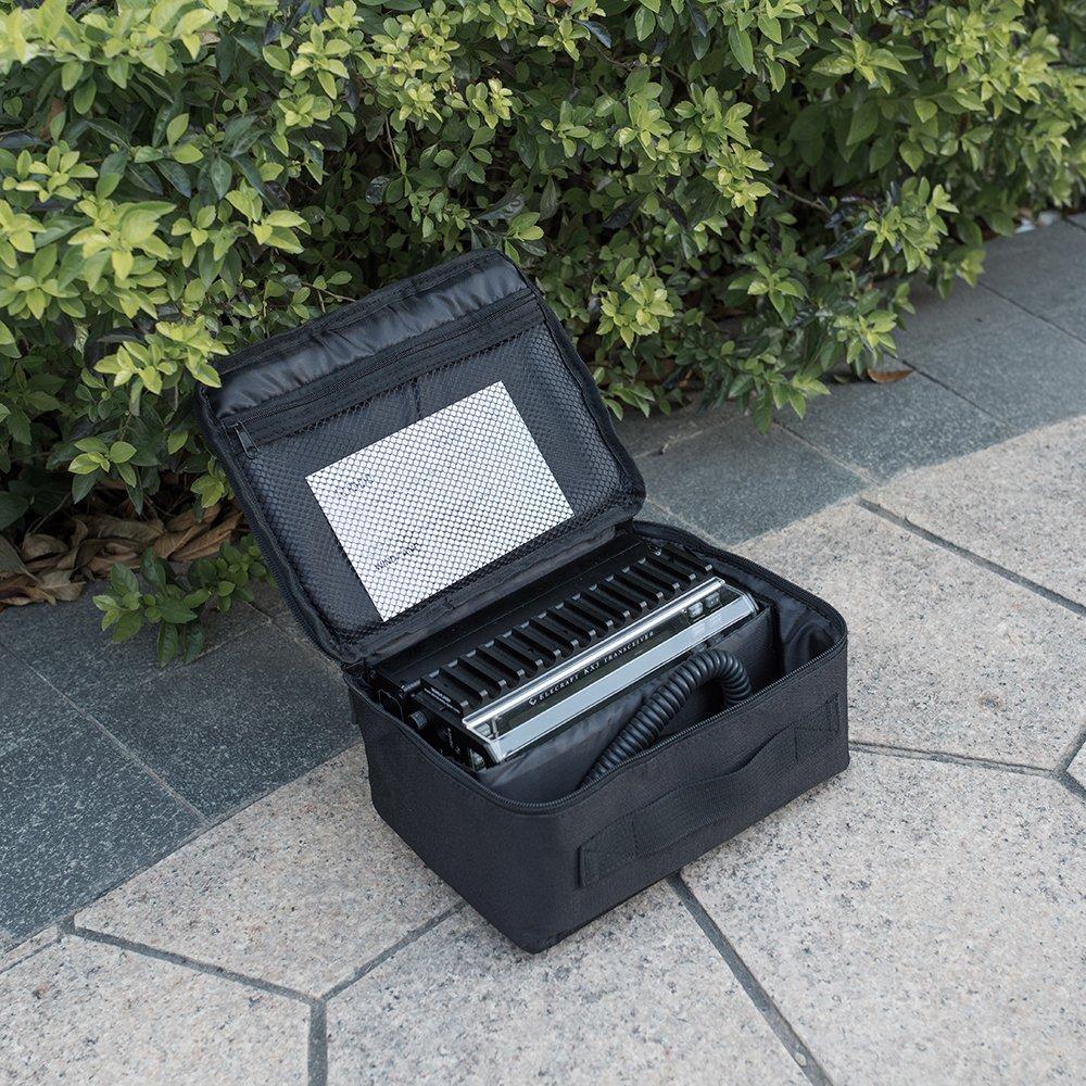 WINDCAMP X3 18650 LI-ION BATTERY BOX FOR ELECRAFT KX3 TRANSCEIVER HAM Black+BAG by Windcamp (Image #6)