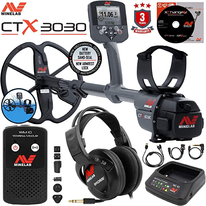 Hobby CTX 3030 - Detector De Metales Standard El Comprador: Amazon ...