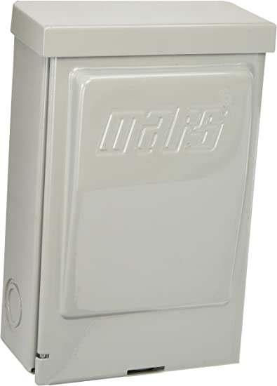 Amazon.com: MARS - Motors & Armatures 80317 MARS 60A FUSED DISCONNECT: Home  ImprovementAmazon.com