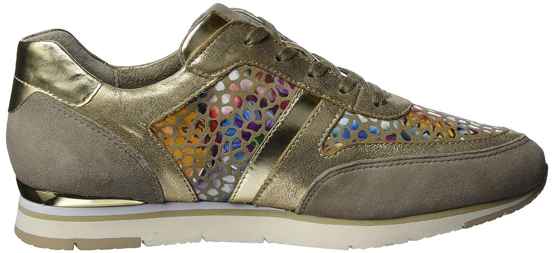 Gabor (Visone/Space/Silk Damen Fashion Sneakers Braun (Visone/Space/Silk Gabor 12) c62246