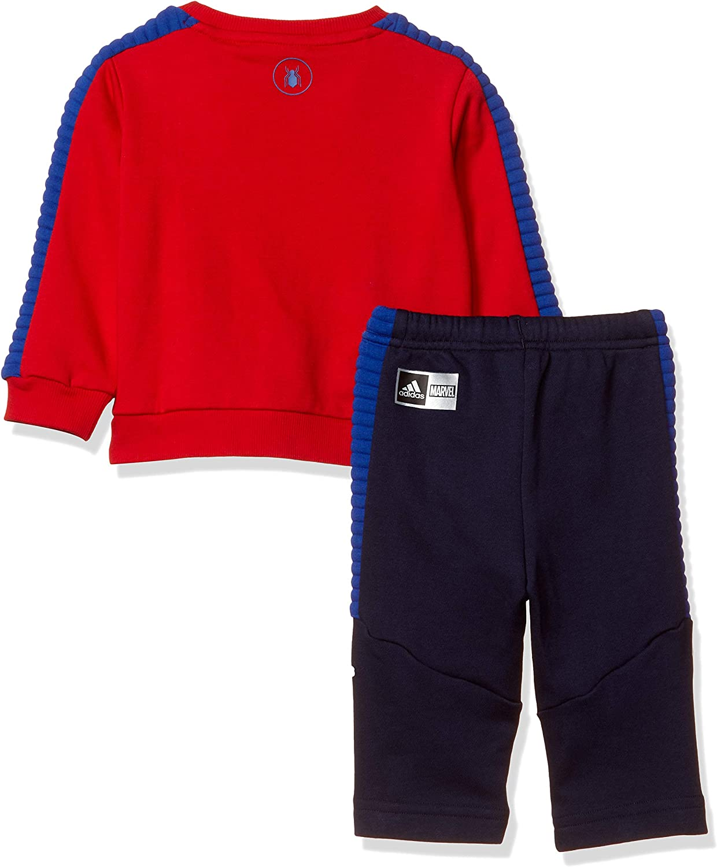 adidas Baby-Jungen Inf Dy Sm Jog Trainingsanzug