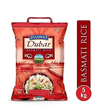 Daawat Dubar Basmati Rice, 5kg