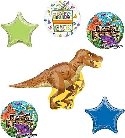Amazon.com: Dinosaur - Ramo de globos para fiestas de ...