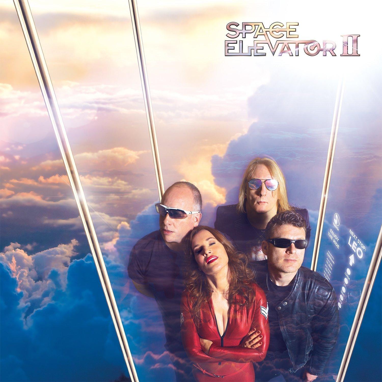Vinilo : Space Elevator - Ii (LP Vinyl)