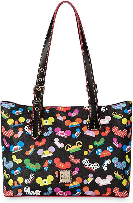 cheaper 973f2 b7bcd Amazon.com   Disney I Am Ear Hat Tote by Dooney And Bourke   Travel Totes