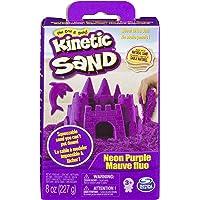 Kinetic Caja de Arena Sand, Color Morada