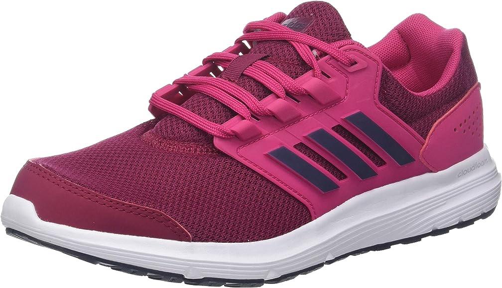 adidas Galaxy 4, Zapatillas de Running para Mujer, Rosa (Real Magenta/Trace Blue/Mystery Ruby 0), 44 EU: Amazon.es ...