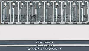 Credentials Hyaluronic Acid Treatment Ampoules 10 x 3.5 ml/0.12 fl oz