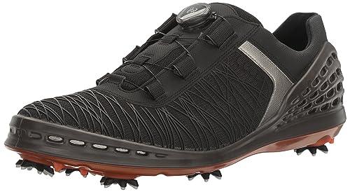 choose latest 2019 real coupon codes ECCO Men's Cage Evo Boa Golf Shoe