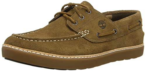 Timberland EK Hudston FTM_Boat Oxford, Mocasines para Hombre, marrón - Braun (Light Brown) 46 EU: Amazon.es: Zapatos y complementos